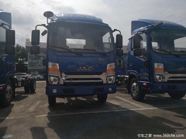 直降1.0万元深圳帅铃Q3载货车促销