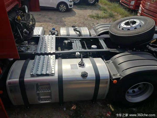 新车优惠周口解放JH6牵引车仅售39.5万