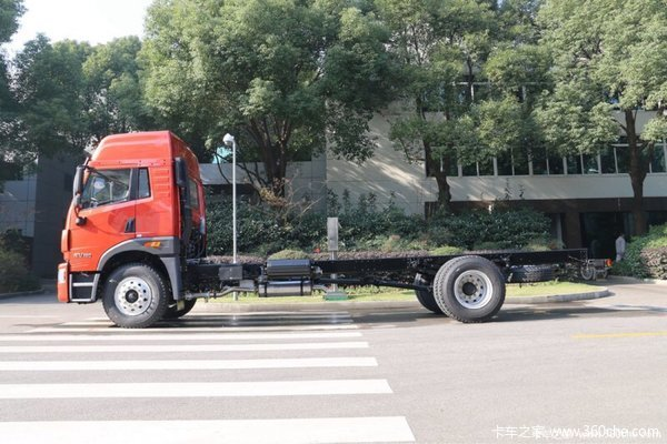 优惠一万福州青岛解放龙V载货车促销