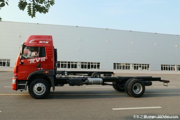 直降一万福州青岛解放龙VH载货车促销
