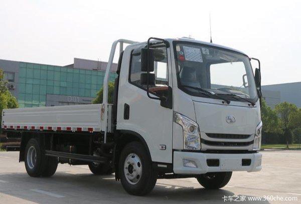 新车优惠超越C系载货车仅售7.98万元