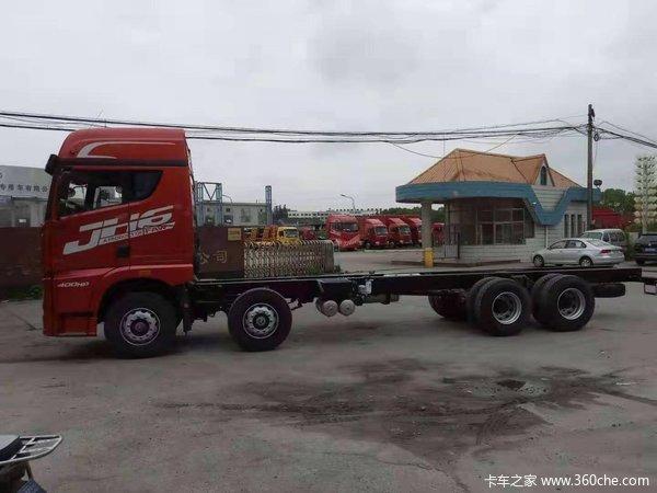 两年免息上海青岛解放JH6载货售31.2万
