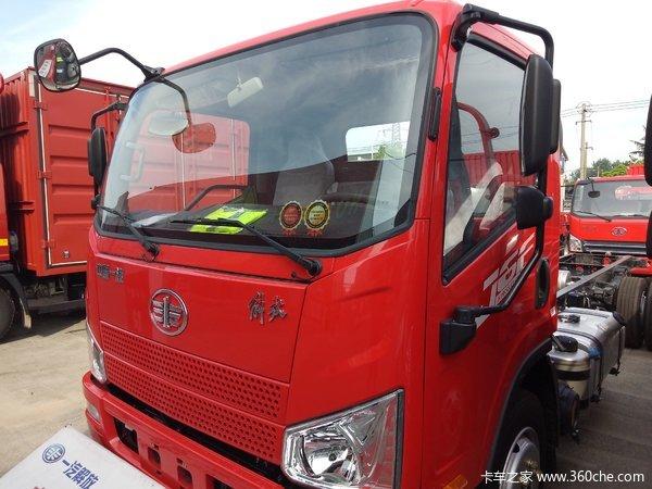 直降1.6万常州浙永远大J6F载货车促销中