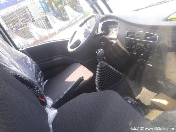 新车到店湖州小福星S系载货仅售5.6万