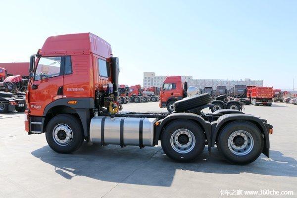 新车优惠沧州悍V牵引车仅售27.8万元
