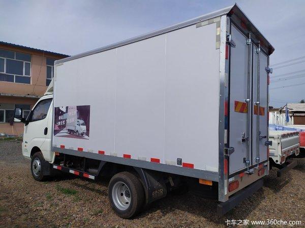 直降0.5万元张家口缔途GX载货车促销中