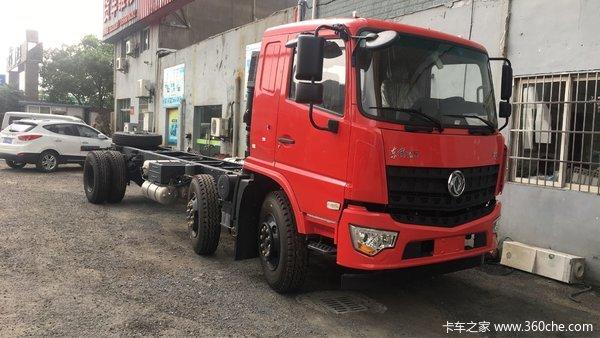 新车到店宁波东风自卸车仅售23.9万元