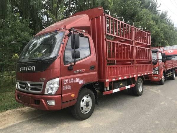 仅售10.5万 北京福田时代M3载货车促销