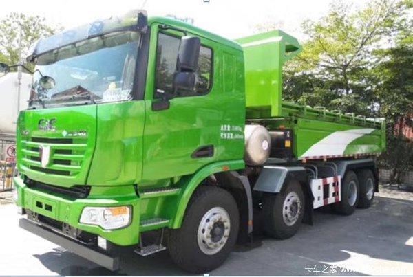 降6.0万长治联合天然气渣土自卸车促销