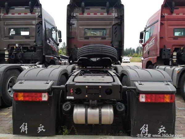 仅售39.8万元长春解放JH6牵引车促销中