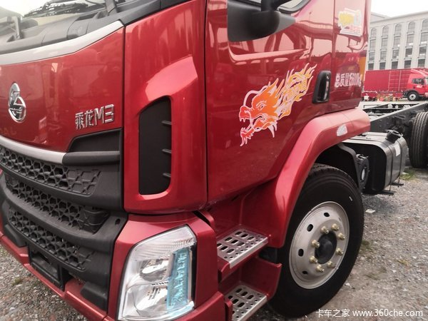 回馈用户杭州新乘龙M3载货车钜惠0.3万