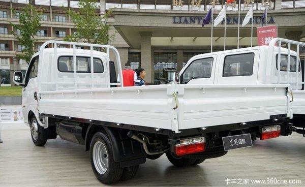 东风途逸(国六)双燃料载货车限时促销