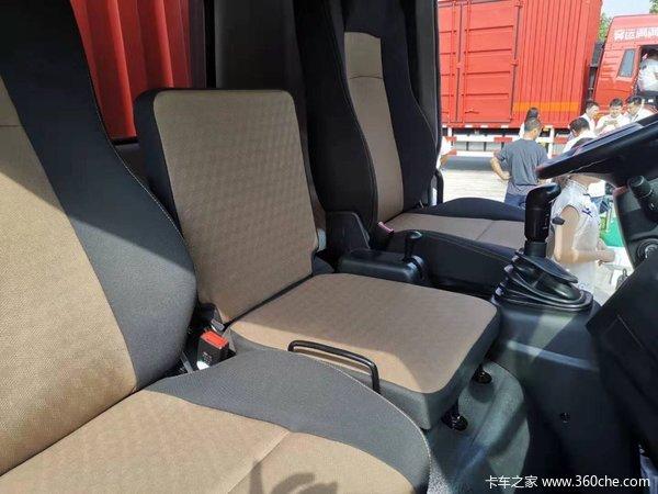 解放龙V2.0载货新款上海德隆仅售13万