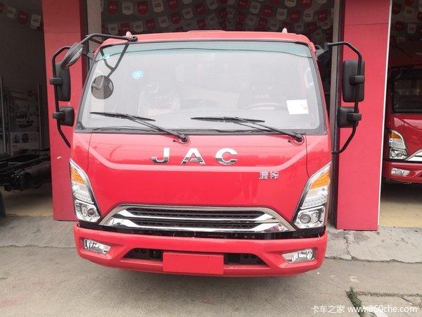 回馈用户湖州康铃J6载货车钜惠0.6万元