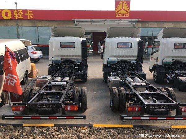 可上�{牌上海重汽HOWO�p卡�H售8.6�f