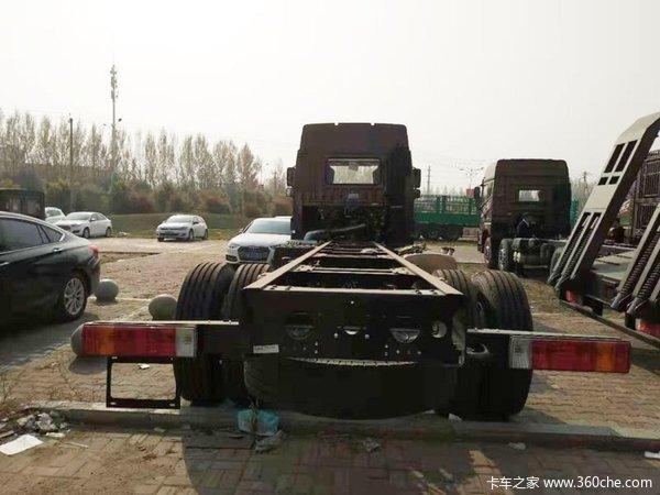 仅售38.6万元长春解放JH6载货车促销中