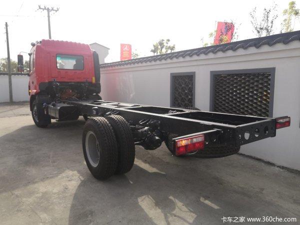 回馈用户杭州格尔发K5载货车钜惠1.78万