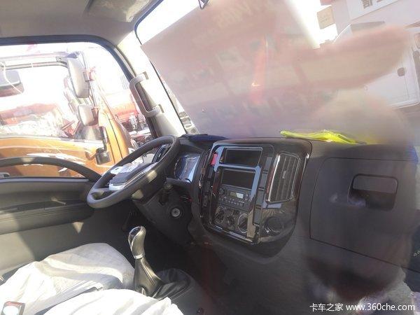 新车到店嘉兴虎VR载货车仅售6.88万元