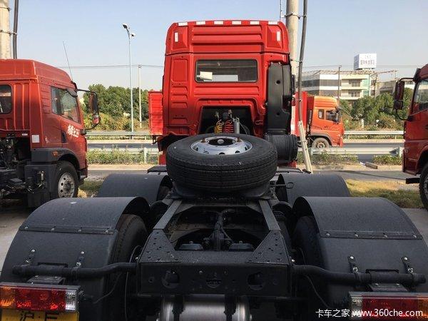 仅售29.8万上海陕汽轩德牵引双11促销