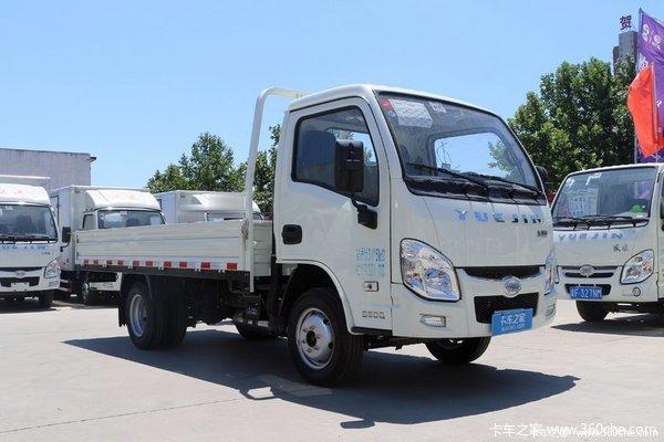 直降0.25万元小福星S50Q系载货车促销