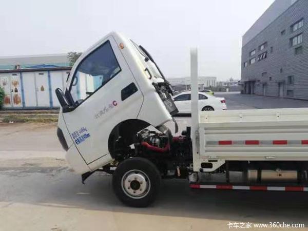 新车优惠唐山风云自卸车仅售5.39万元