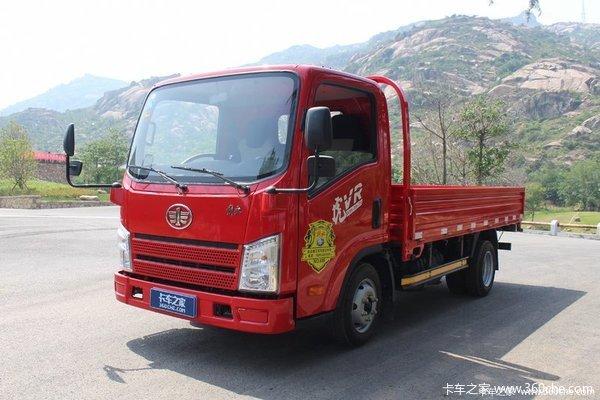 直降0.5万元忻州虎VR载货车促销中