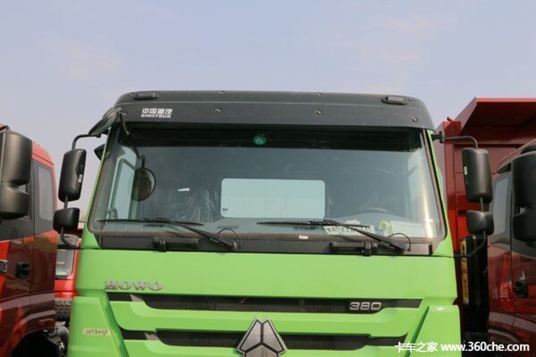 回馈用户无锡HOWO-7自卸车钜惠2.27万元