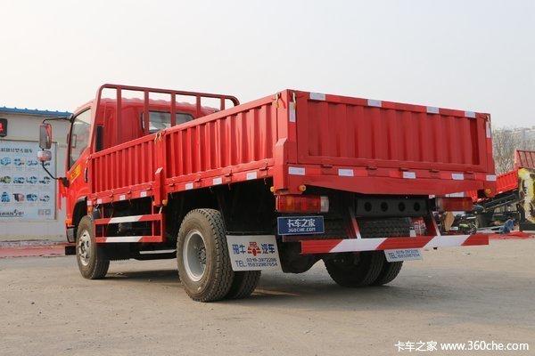 直降0.3万元忻州虎V载货车促销中