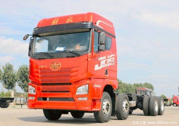 直降2万上海瑞兆青岛解放JH6载货促销