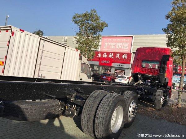 仅售25.88万上海海航格尔发8x2载货促销