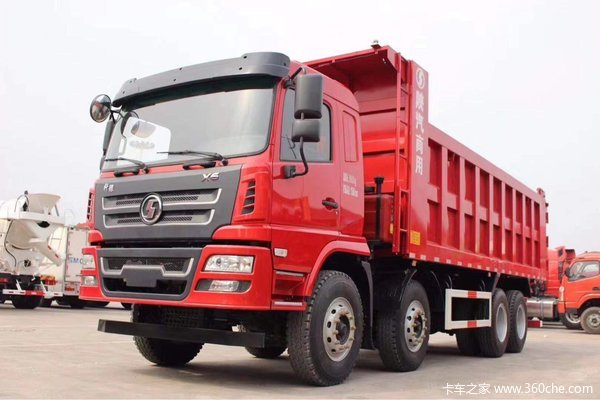 回馈用户重庆轩德X6自卸车钜惠2.1万元