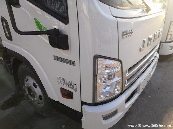 回馈用户杭州骐铃H300载货车钜惠0.2万