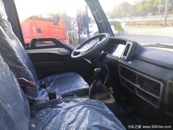 回馈用户杭州康铃G自卸车钜惠0.2万元