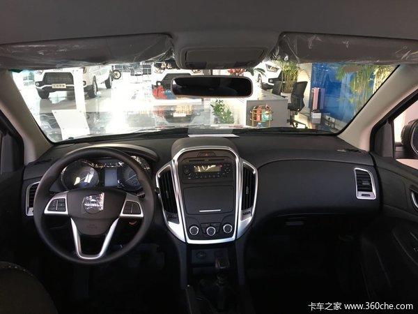 仅售9.85万无锡江铃域虎5皮卡新车到店