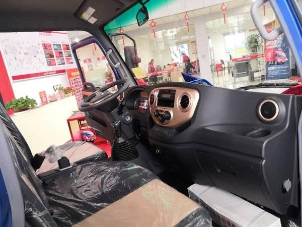 仅售7.58万元 绍兴康铃J3载货车促销中