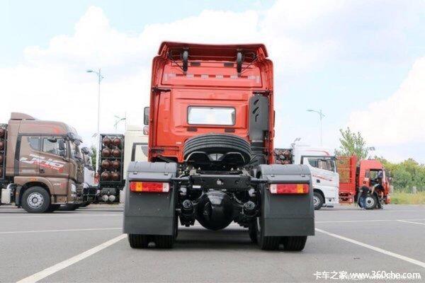 新车促销徐州赛龙JH6牵引车现31.3万
