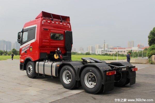 新车促销徐州三一重卡牵引车现29.9万