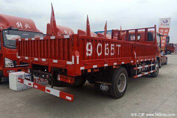 新车优惠抚州虎V载货车仅售12.58万元
