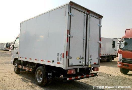 新车到店威县飞业K1金运卡载货车