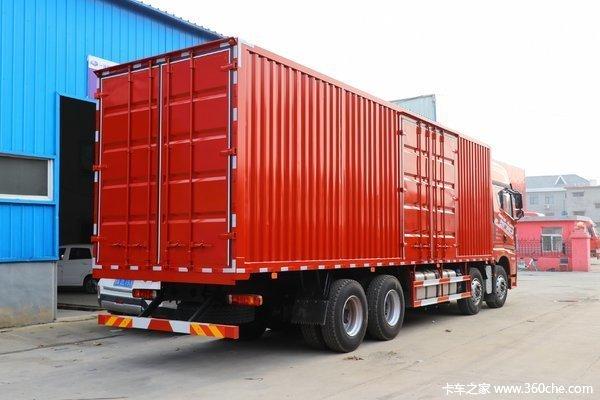 直降0.8万元抚州解放JH6载货车促销中