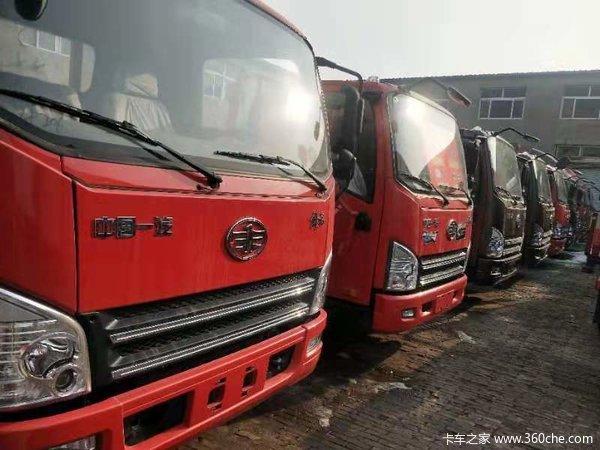 新车优惠霸州虎VR载货车仅售6.5万元