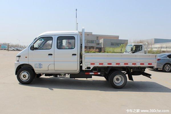 高速物流新锐凯马K23载货车进入市场!