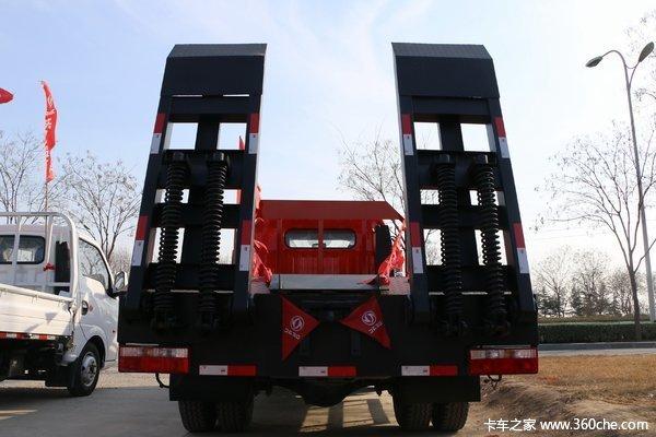 新车到店福瑞卡F15平板运输车仅售12.3