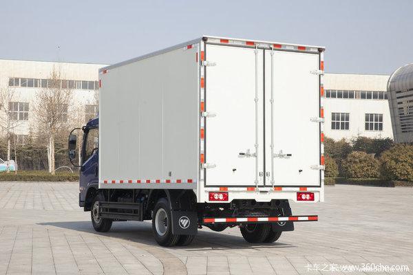 回馈用户 岳阳时代领航载货车钜惠0.5万
