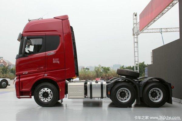 回馈用户重庆威龙HV5牵引车钜惠1.0万