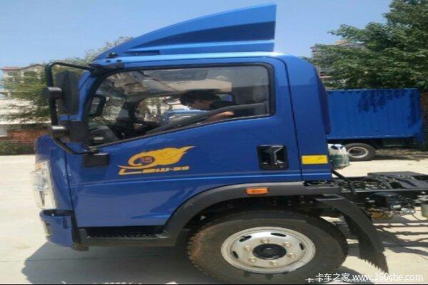新车到店赣州悍将载货车仅售9.98万起