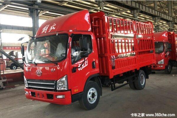 新车到店抚州虎V载货车仅售11.68万起