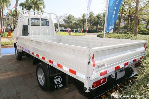 仅售6.38万元赣州凯马锐航载货车促销