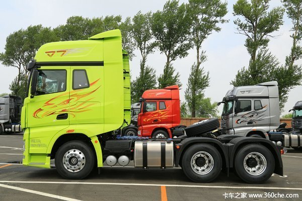 仅售42.8万元抚州解放J7牵引车促销中