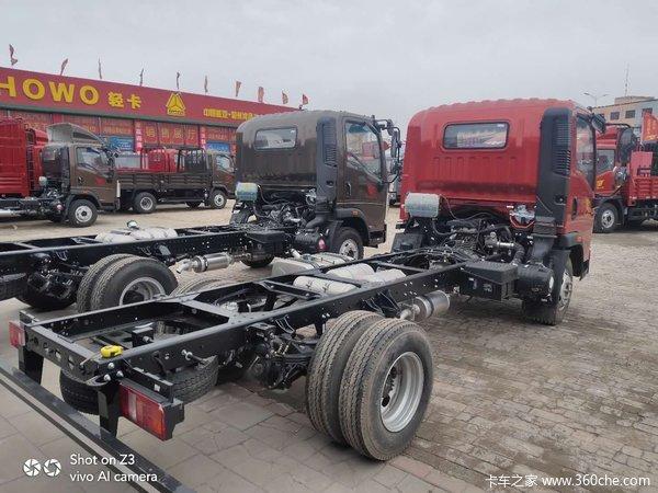 新车优惠廊坊悍将载货车仅售9.1万元